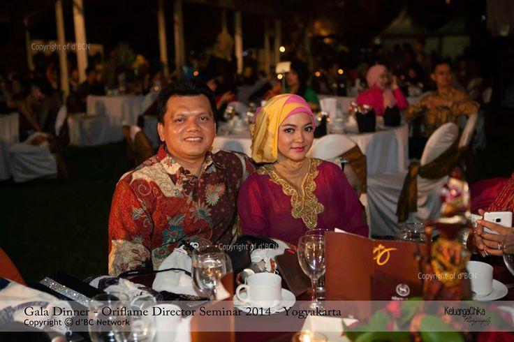 Bikin pangling  — with Nurina Miriam