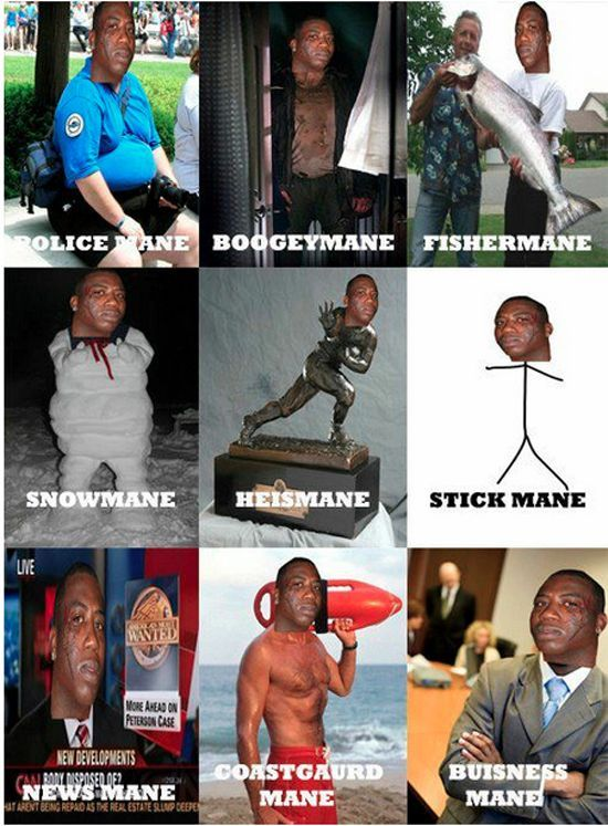 The Many Faces Of Gucci Mane  hahahhahaha why is this so funny????