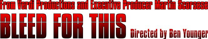 Extras Needed For The Vinny Paz Movie, Bleed For This, Executive Produced By Martin Scorsese  Verdi Productions along with CES Boxing brings you a night at the fights with the stars on hand November 7, 2014  Full News: http://www.investorideas.com/CO/WHP/news/2014/10301.asp
