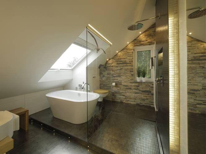 Die besten 17 bilder zu duschbad dachgeschoss auf for Badideen unterm dach