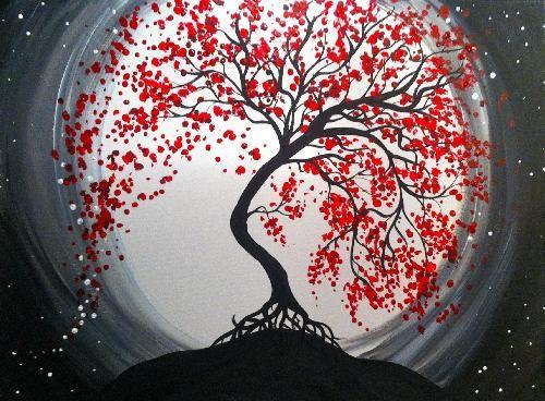 Paint Nite Toronto   Fionn MacCool's, Southdown Rd. (Clarkson) - Mississauga 04/14/2015