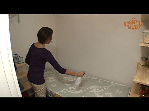 Como tirar mau cheiro e ácaro do colchão - Dicas - Casa GNT