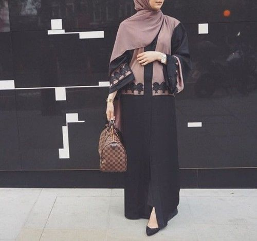 hijab, modest, and abaya -kuva