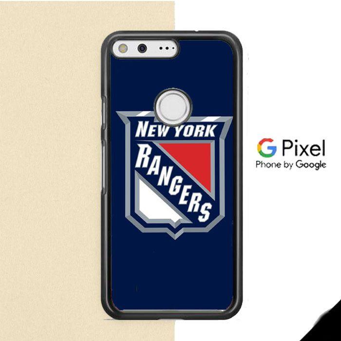 New York Rangers Hockey Logo Google Pixel Case