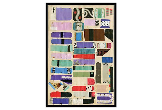 Vintage Ribbons/Fabrics II on OneKingsLane.com