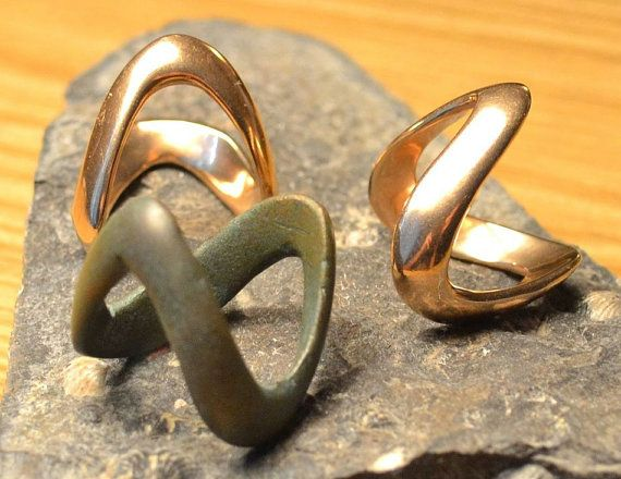 Best 25 Bronze ring ideas on Pinterest