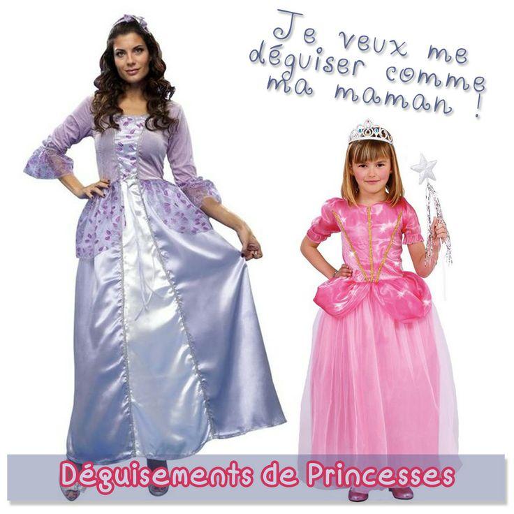Ces déguisements de princesses feront rêver toutes les petites filles... mais aussi les grandes !