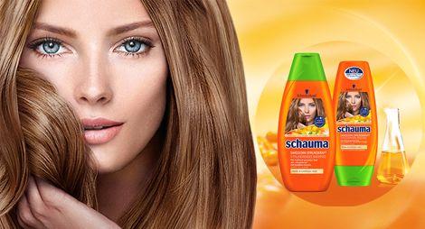 Schauma Shampoo - gratis testen