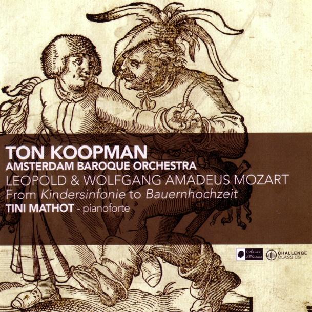 Escuchando «Leopold & Wolfgang Amadeus Mozart From
