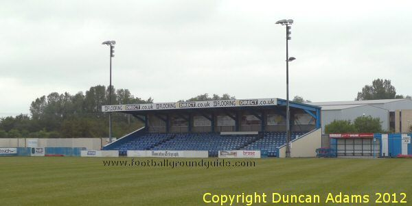 Nuneaton Town Supporters Cooperative got Nuneaton's ground protected as an Asset of Community Value: the second football stadium.