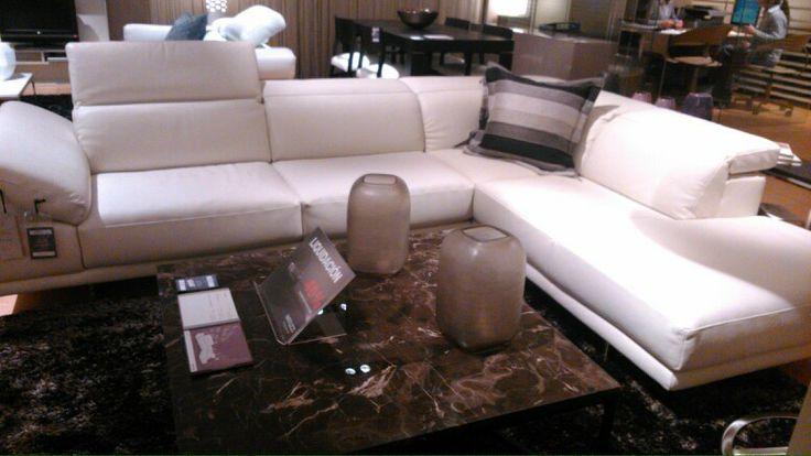 Sofa preludio natuzzi mi casa pinterest sofas - Natuzzi vancouver ...