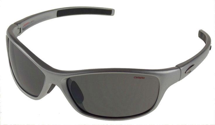 Carrera Ocean Wave Silver Sunglasses Safilo Eyewear Sport 61-15-125 100% UVA UVB #Carrera #Sport