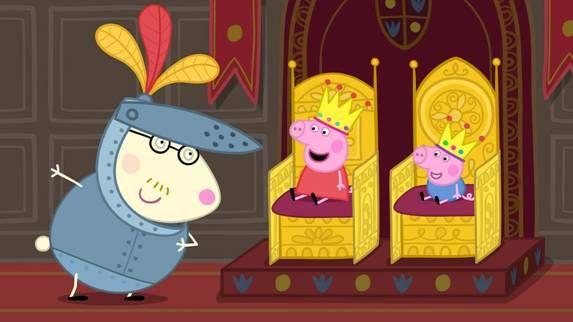 El 1º de mayo Peppa Pig estrena nueva temporada en Discovery Kids   Peppa conoce a nuevos personajes y vive las situaciones más divertidas junto a su familia y amigos. La séptima temporada de PEPPA PIG estrena en Discovery Kids el 1 de mayo a las 11:00 hs.  Dulce alegre enérgica y algo eufórica la adorable cerdita PEPPA PIG regresa a Discovery Kids a partir del 1 de mayo a las 11:00 hs. en la séptima temporada de esta divertida serie animada.  En cada episodio la pequeña cerdita vive una…