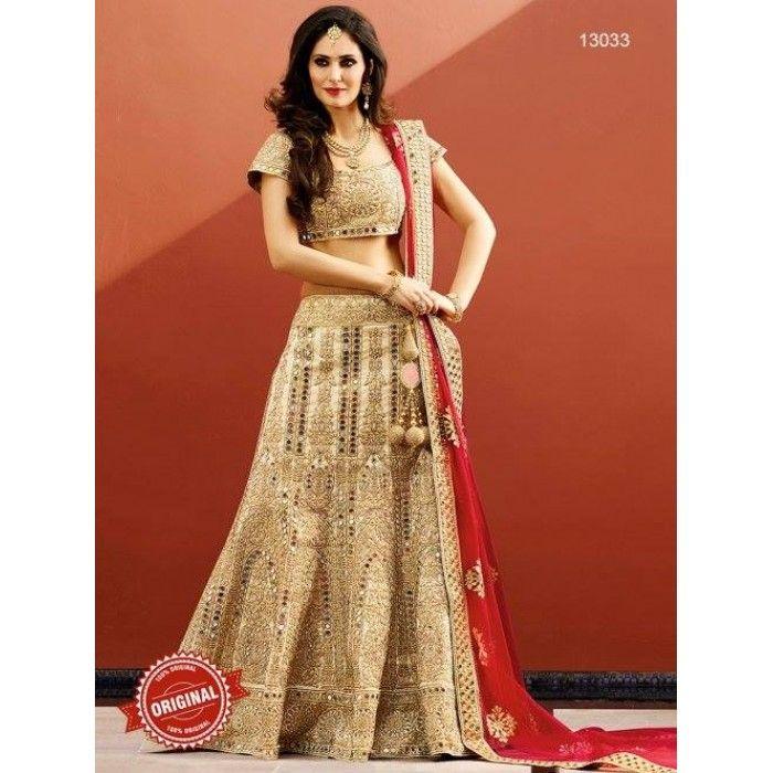 Exquisite Bridal Lehenga Choli - 22