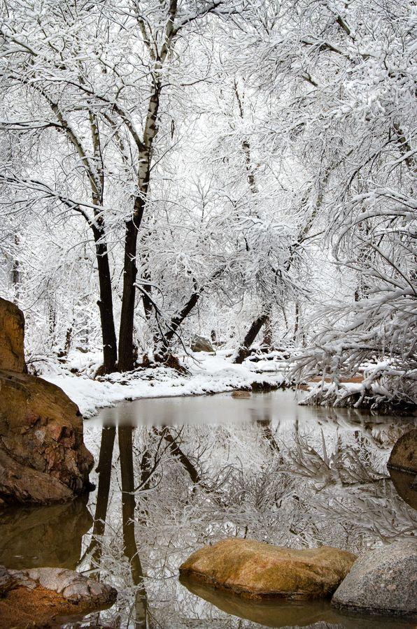 The Wonders of Winter  by Saija Lehtonen on 500px