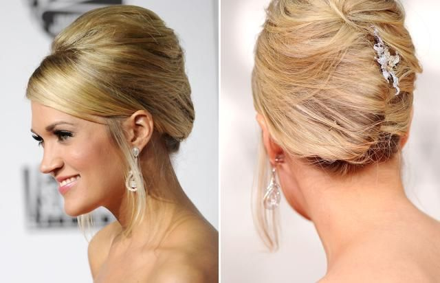 Top 20 Fabulous Updo Wedding Hairstyles: 1000+ Images About Hair On Pinterest