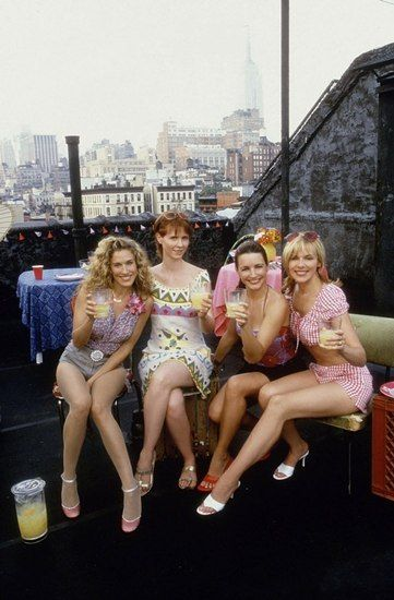 SAC: Complete Sex, Best Friends, Stars, Carrie Bradshaw, Sex Guide, The Cities, Sex And The City, Rooftops Parties, Girls Parties