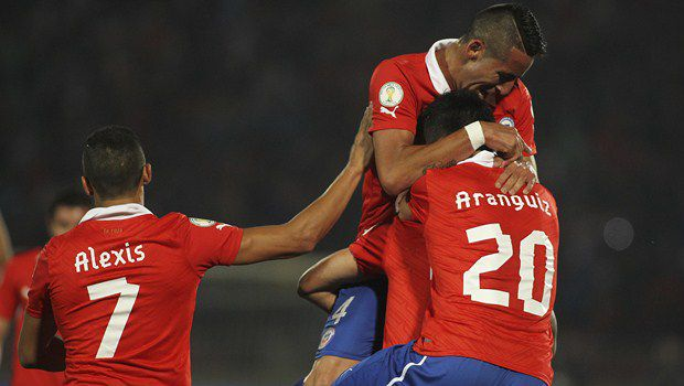 Tabla de Posiciones Clasificatorias Sudamericanas Rumbo al Mundial Brasil 2014