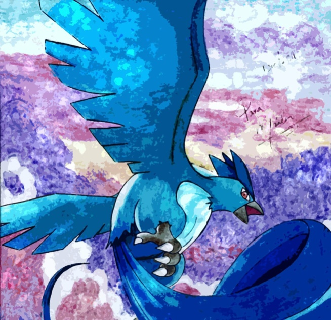 When does Articuno learn sheer cold in Pokemon?