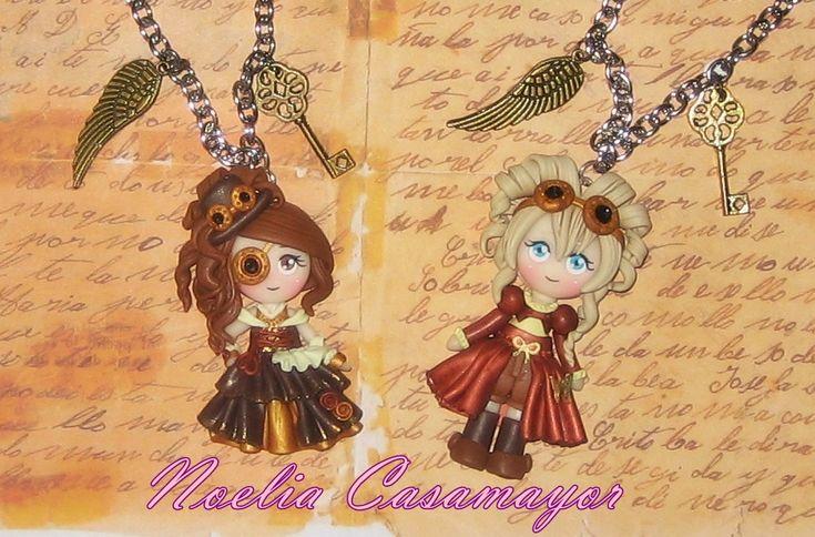 Chica steampunk by lunakaligo on DeviantArt