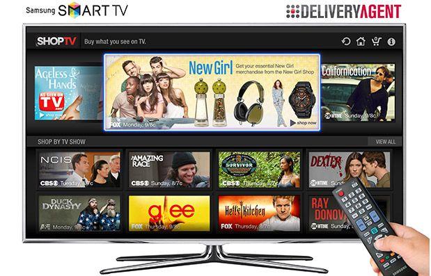 ShopTV 't-commerce' app for Samsung Smart TVs peddles items seen on shows