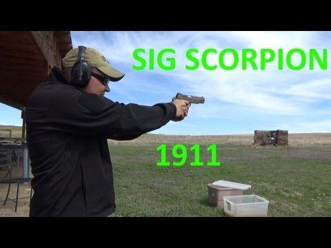 Sig Sauer Scorpion 1911