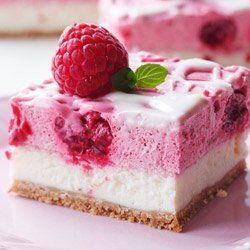 Raspberry Cheesecake | Sernik Malina | Kwestia Smaku