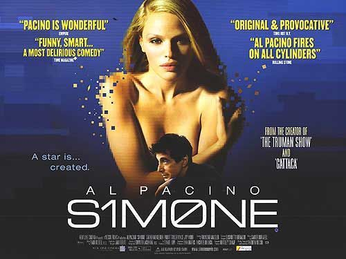"""Simone"" #02 __ #inspiration #creativity #concept #art #art_direction #grid #layout #design #layout_design #graphic #graphic_layout #graphic_design #poster #poster_layout #poster_design #film #film_poster #movie #movie_poster #typography #photography #impawards"