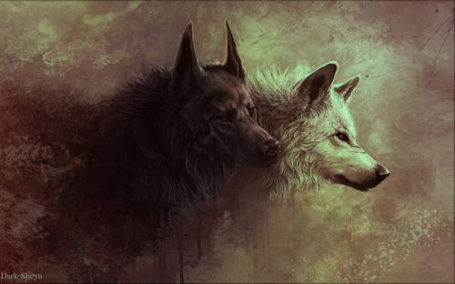 Hati and Skoll