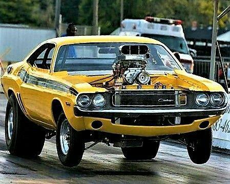 Dodge Challanger.