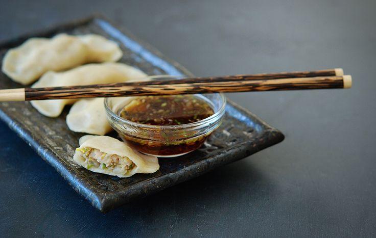 Boiled Chinese Dumplings