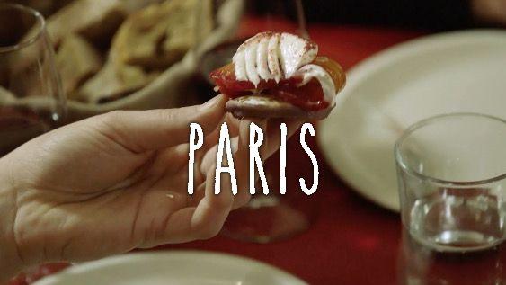 パリ11区、小さな路地にあるビストロ「オ・パッサージュ」。【食べて、泊まって、恋をして】 |LIFESTYLE | VIDEO | VOGUE