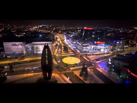 Rzeszów by night