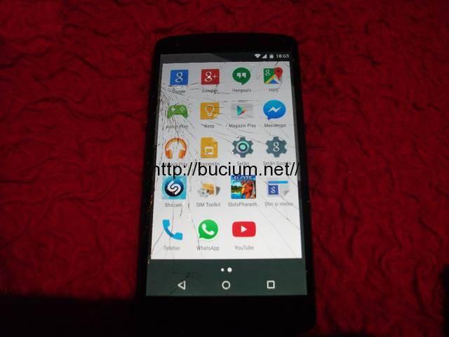 LG Nexus 5 4G Ocna Sibiului - Anunturi de mica publicitate