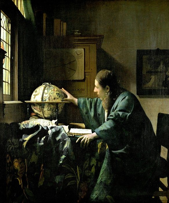 a biography of johannes vermeer a dutch painter Johannes vermeer dutch painter known for the masterly treatment and use of color in his work  johannes vermeer, 1632 - 1675 biography and artworks johannes.