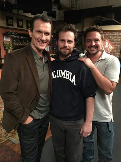 Anthony Quinn, Rider Strong, & Will Friedle ♥ :) #BoyMeetsWorld #GirlMeetsWorld