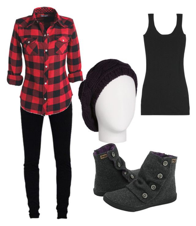 """""""red and black outfit"""" by katolovesyou ❤ liked on Polyvore featuring Crumpet, Farhi by Nicole Farhi, Religion Clothing and Blowfish"""