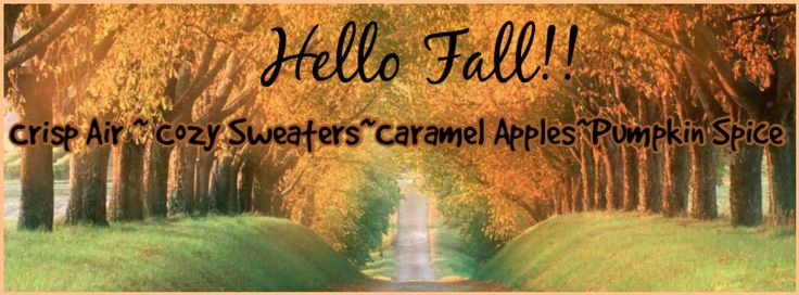 Hello Fall! Facebook covers