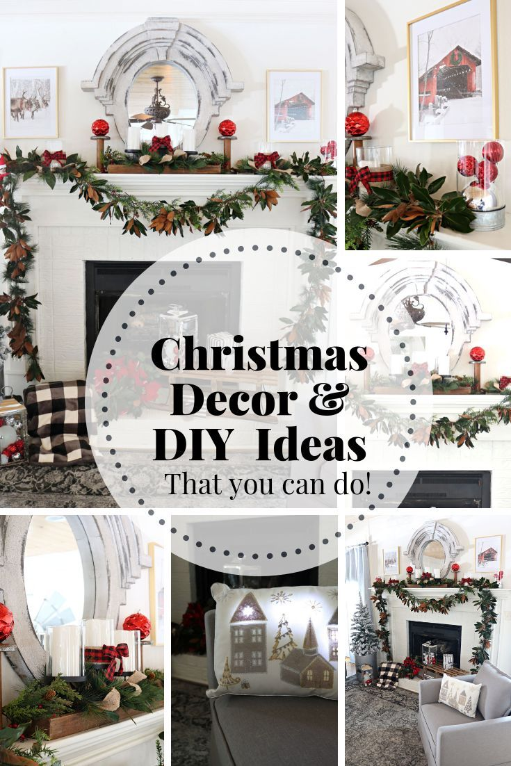 Affordable Christmas Decor Ideas And Easy Diy Ways To Make Your Pop Mixing Old New Better
