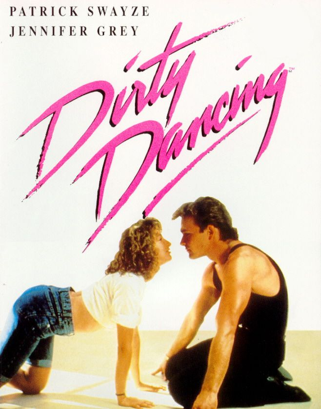 dirty dancing movie poster - photo #19