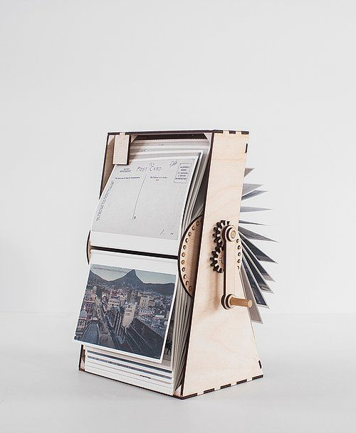 Beautiful Flip Book Machine in Video (by Juan Font…
