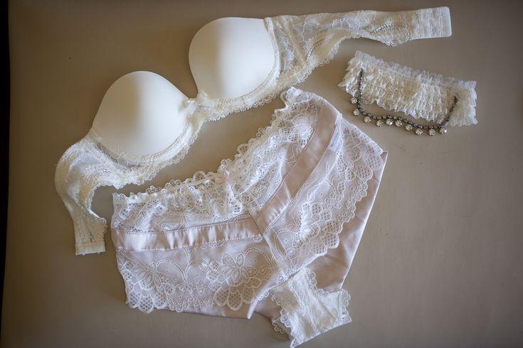 Wedding Day Lingerie - Slimming Shapewear and Undergarments - Inside Weddings
