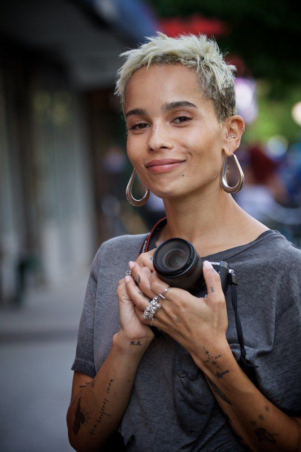 Post anything (from anywhere!), customize everything, and find and follow  what you love. Create your own Tum… | Zoe isabella kravitz, Zoe kravitz,  Short hair styles