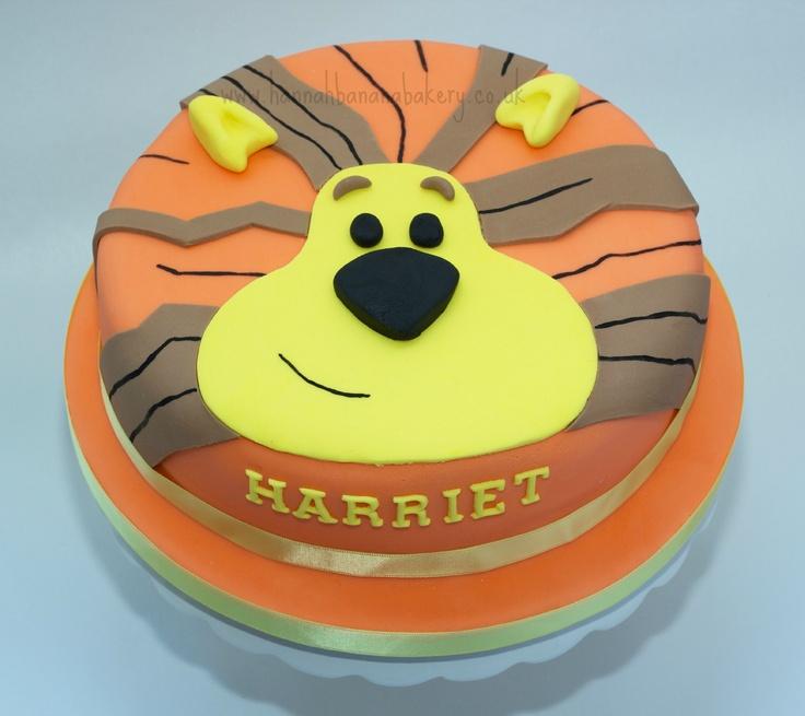 Best Cake Designs Images On Pinterest Biscuits Birthday - Lion birthday cake design