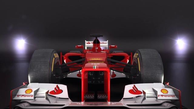 Brembo - Ferrari 3D animation by Noothera. Animazione che evidenzia i componenti tecnologici realizzati da Brembo e presenti sulla Ferrari F1.