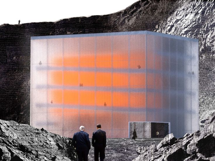 Gallery of Nartarchitects Designs Dramatic Museum in Former Coal Mine - 2