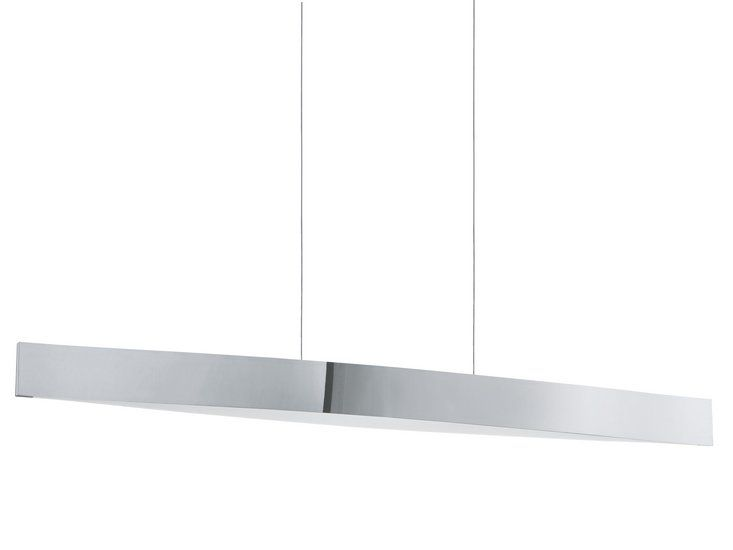 Lustr/závěsné svítidlo EGLO 93337 | Uni-Svitidla.cz Moderní #lustr s paticí LED pro světelný zdroj od firmy #eglo, #consumer, #interier, #interior #lustry, #chandelier, #chandeliers, #light, #lighting, #pendants