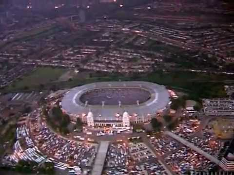 Queen- live at Wembley Stadium 12-07-1986 Saturday (25th Anniversary Edition) The full 4 songs from the Pink Floyd reunion at live 8 on July 2 2005.  David Gilmour,Roger Waters,Rick Wright, and Nick Mason reunite after 24 years for the Live 8 benefit concert.