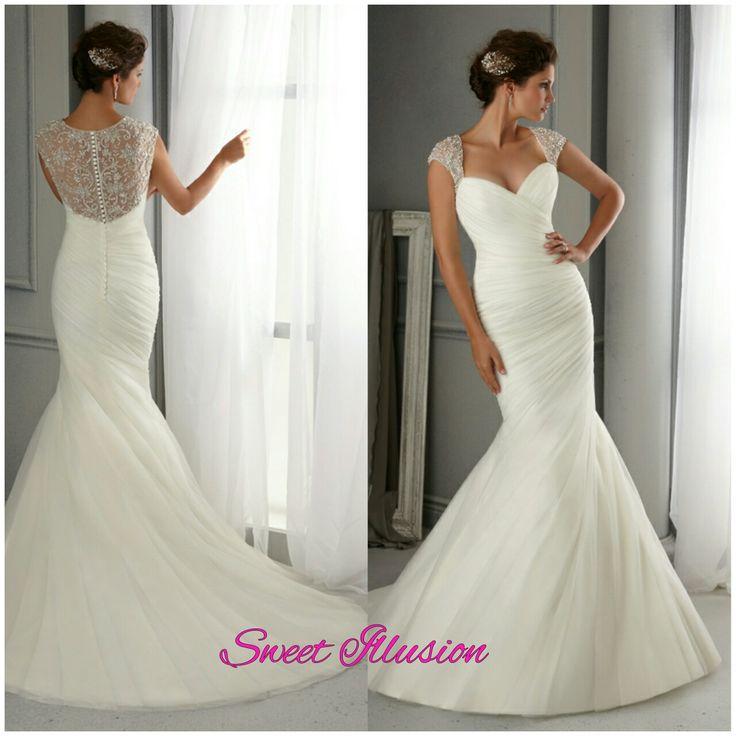 9 besten Ivory wedding dresses Bilder auf Pinterest ...