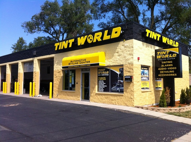 Tint World Franchise Bensenville, IL Store Front